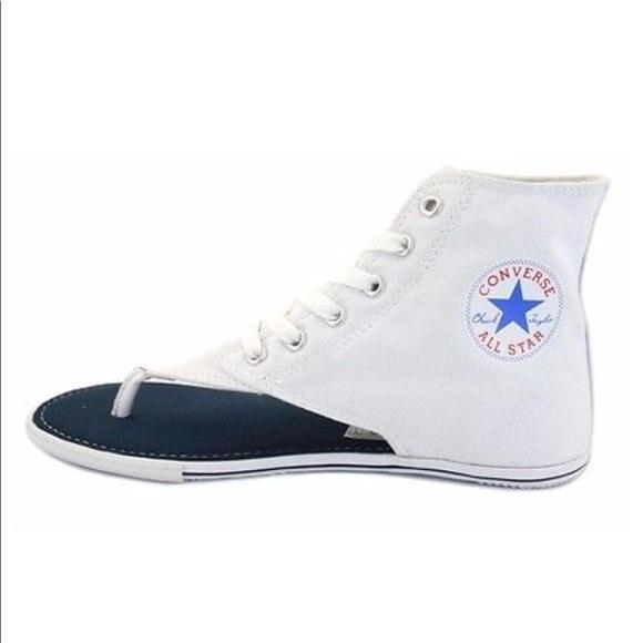 Rare Converse Thong Sandals